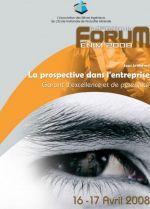 FORUM ENIM-ENTREPRISES 2008