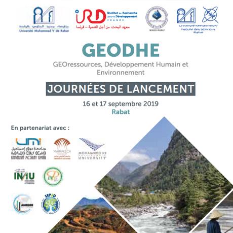 GEOressources, Développement Humain et Environnement (GEODHE)