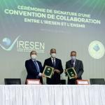 Énergies renouvelables : partenariat entre l'ENSMR et l'IRESEN pour promouvoir la R&D