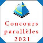 Avis de concours parallèles de l'ENSMR 2021