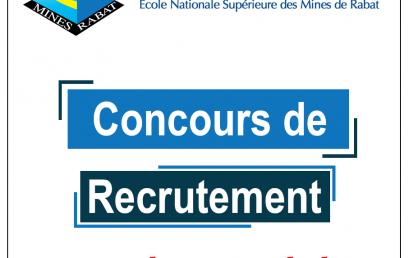 Listes des candidats retenus pour participer au concours pour le recrutement d'un (1) Administrateur 3ème grade et trois (3) Techniciens 3ème grade